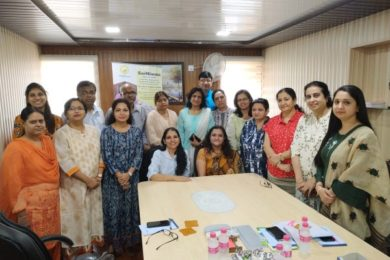 SNHC Hands on Training Colposcopy workshop 6th and 7th July at DELHI