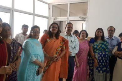 Colposcopy Workshop at Shree Medical Center & Heart Clinic on 14th Sept at Barabanki (U.P)